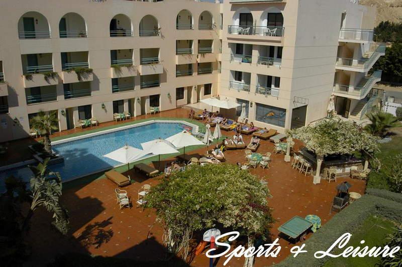 Фото отеля la perla 3* (египет, шарм эль шейх)
