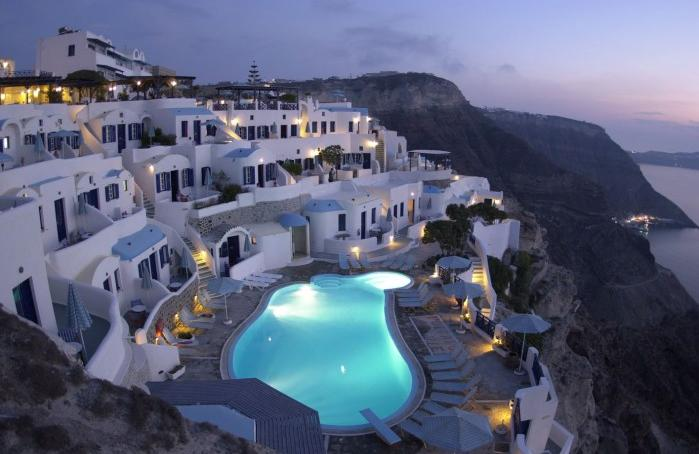 Volcano View Hotel Santorini Reviews