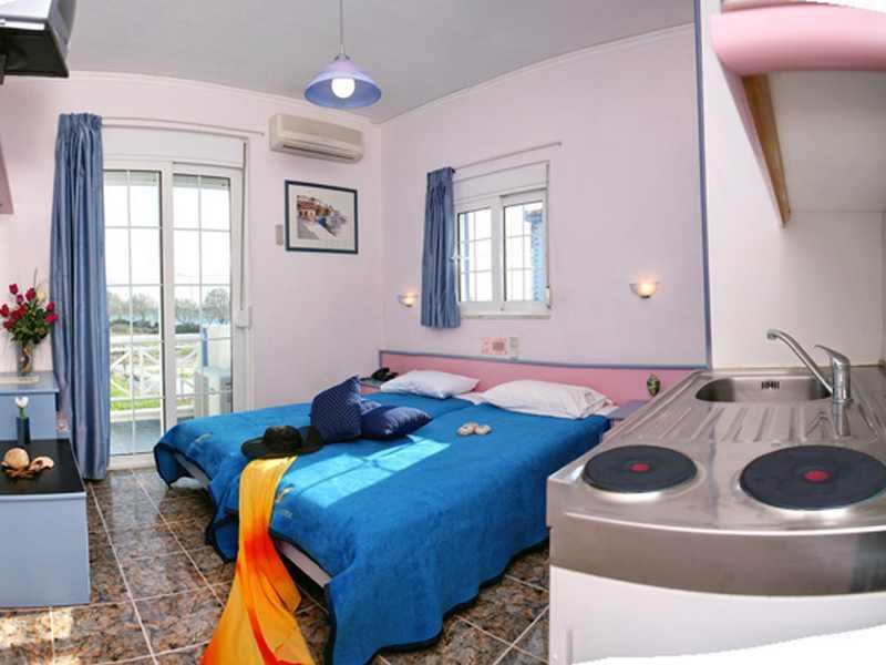 Дешевую квартира в Лесбос
