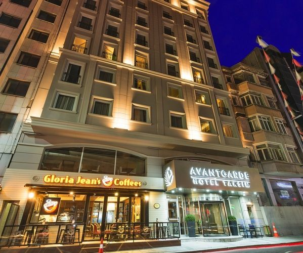 Avantgarde taksim hotel istanbul r servez maintenant au for Cheap hotels in istanbul laleli