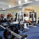 Top Hotel Prague - Gym