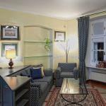 Residence Tynska - Living Room