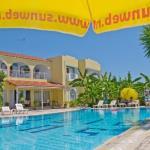 Sunrise Hotel Pool