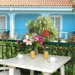 Sofias Hotel - Balcony