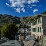 Syrrako Hotel, Эпир