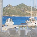 Patmos Aktis Suites and Spa, Patmos