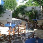 Dilion Hotel, Парос