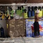 Surfing Beach Village Bungalows, Парос