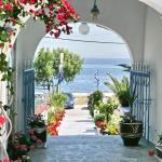 Vigla Hotel, Lesbos