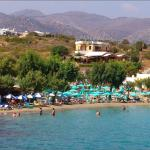 The Nearest Beach of Ammoudi