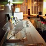 Hostel Budapest Kitchen