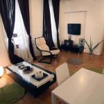 Gozsdu Court Apartments