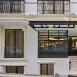 Suiteness Taksim Hotel